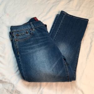 Lucky Brand Jeans - Lucky Brand Sweet n Crop Jeans